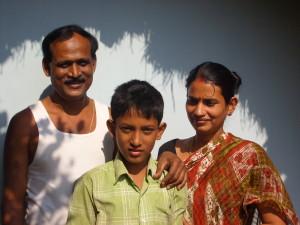 Satyabrata. Ranjita og Dellan
