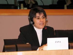 Leyla Zana  er dømt nok en gang