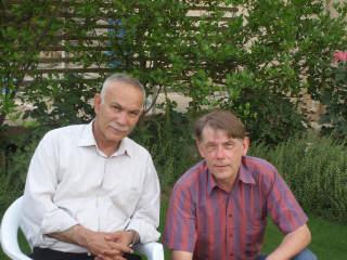 I 2007 hadde jeg gleden av å møte Nawshirwan Mustafa.