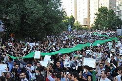 Demonstrasjonene i Iran nylig viste betydningen av at internett forblir usensureret