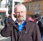 SVs Knut Fagerbakke   advarte mot å tukle med  de interkommunale planene
