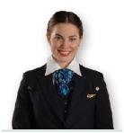 Turkish Airlines lokker også med smilende damer, mens virkeligheten er inkompetente byråkrater.