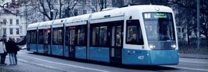 En sporvogn fra Göteborg