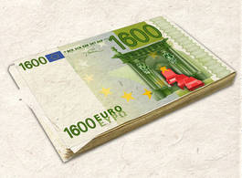 Samfunnet må betale 1600 Euro årlig for hver enste bil i EU