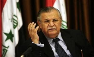 Jalal Talbanis lange politiske karriere nærmer seg slutten