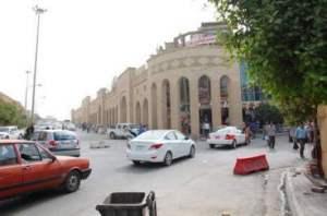 Basaren i Arbil, den kurdiske hovedstaden i Irak