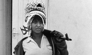 Bilder av vinnelige geriljakjempere økte  Eritreas  anseelse på den politiske venstresida.
