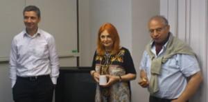 Delegater fra Frankrike , Bosnia og Sveits