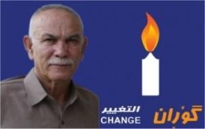 Nawshirwan Mustaf var tidligere nestleder i PUK. Nå er hans Gorran-parti Barzanis viktigste utfordrer.