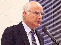Professor Michael Gunter er en anerkjent ekspert på kurdisk  politikk