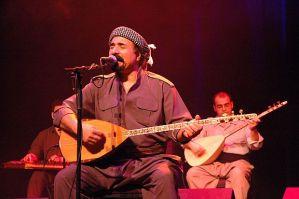 Shivan Perwer og hans musikk  har vært selve symbolet på kurdisk  kamp.