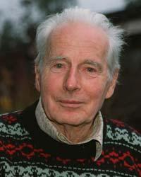 Arne Næss.