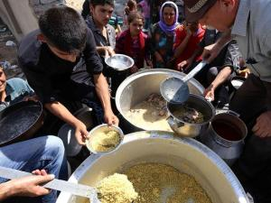 En million flyktninger  har forvandlet livet i Kurdistan