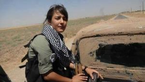 Hele befolkningen i Rojava er mobilisert mot ISIL.