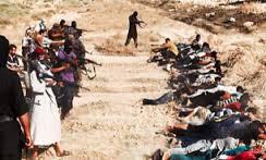 ISIL gjennomfører massemord i religionens navn.