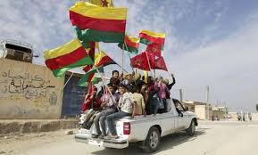 Kampen  mot ISIL og for kurdisk selvstyre mobiliserer hele befolkningen