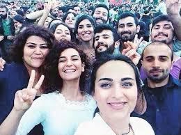 Disse ungdommene som ville bidra til gjenreisning av Kobane, ble rammet av et massivt bombeangrep som drepte mere enn 30 og såret enda flere.
