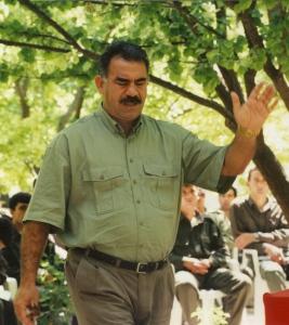 PKKs evige leder Abdullah Öcalan