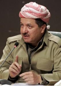 KDPs evige leder Massoud Barzani