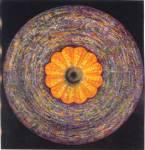 En energinode i menneskets astral-legeme, etter C. W. Leadbeater (1901).